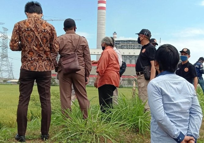 Sengketa Penguasaan Lahan Pembangunan Pltu Tanjung Jati Tubanan Jepara