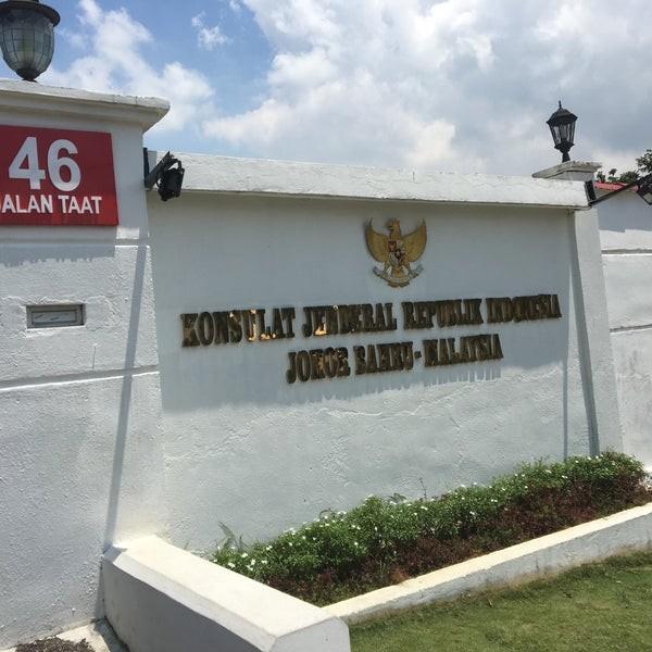 Konsuler KJRI di Johor, lempar tanggung jawab.