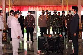Sukses Amankan Pelantikan Pilkades, Kapolres Bangkalan Tuai Pujian Dari Berbagai Pihak