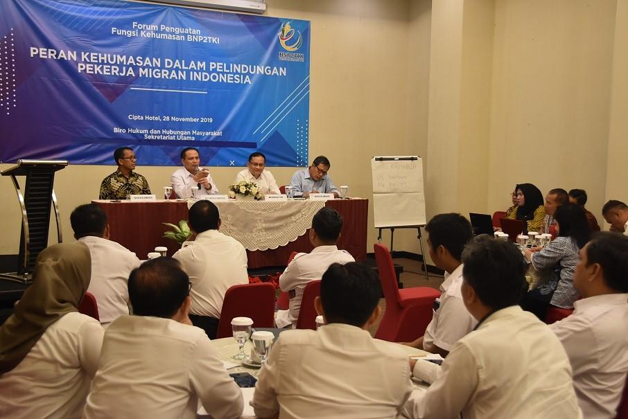 Peran Humas dalam Pelindungan Pekerja Migran Indonesia