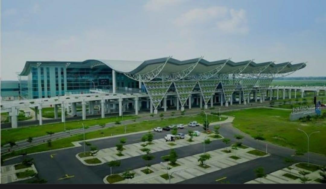 Bandara terbesar kedua di Indonesia jadi bengkel pesawat, pengamat jadi gedung kesenian saja Bandara