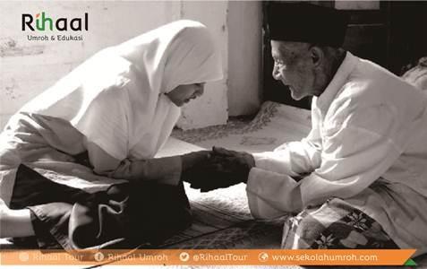 Etika Terbaik kepada Orangtua Menurut Imam al-Ghazali